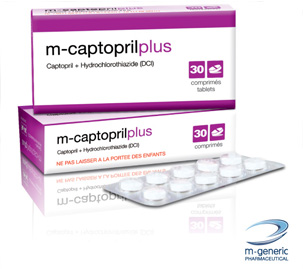 m-captopril plus
